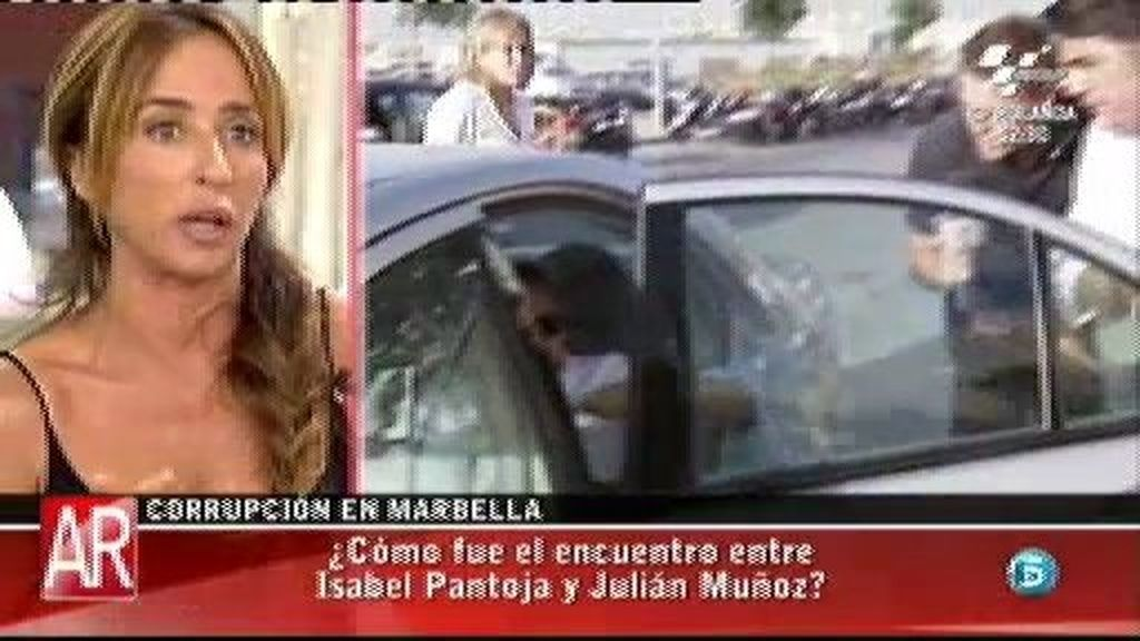 Karina y Julián Muñoz ya no están juntos
