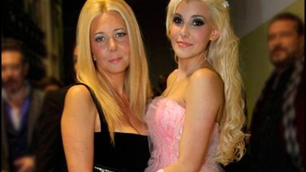 charlotte y su madre