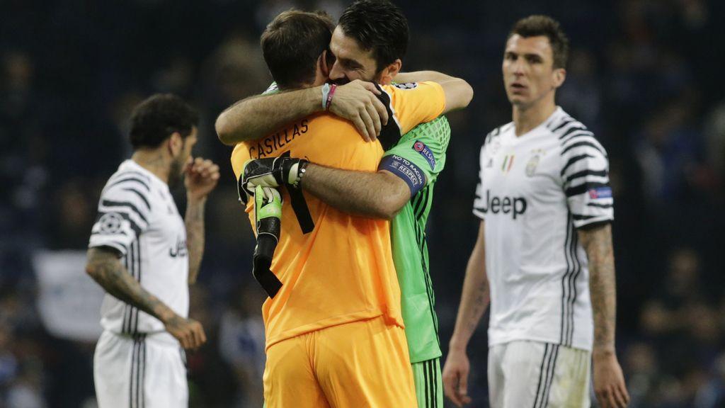 Iker Casillas,Buffon,Champions,