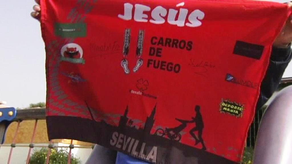 La Maratón de Sevilla, emoción, carros de fuego, running