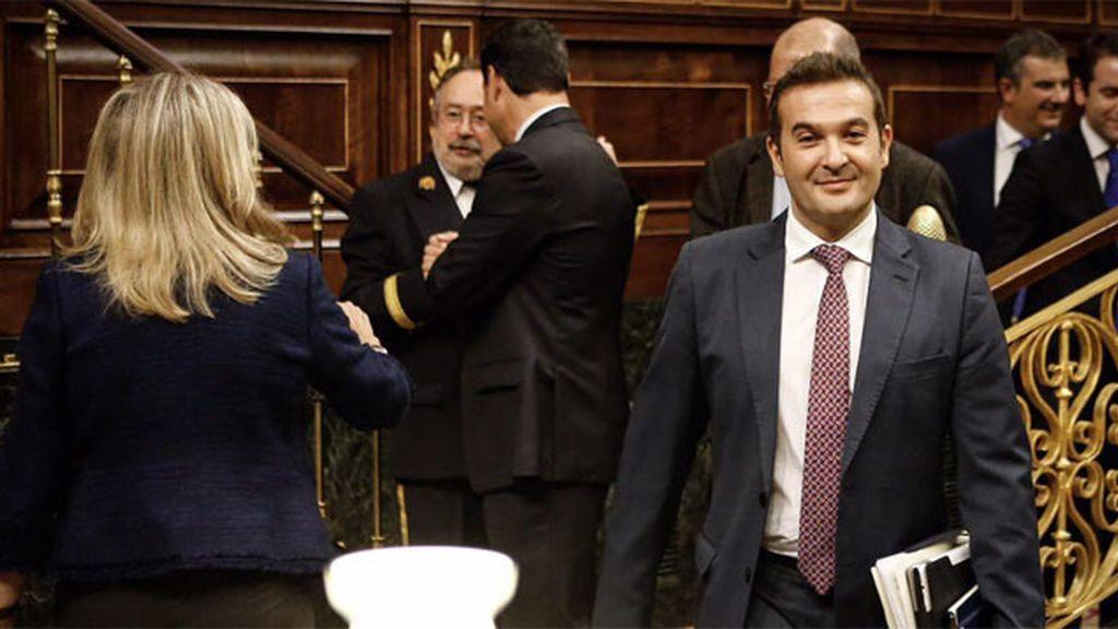 diputado de Ciudadanos, Marcial Gómez