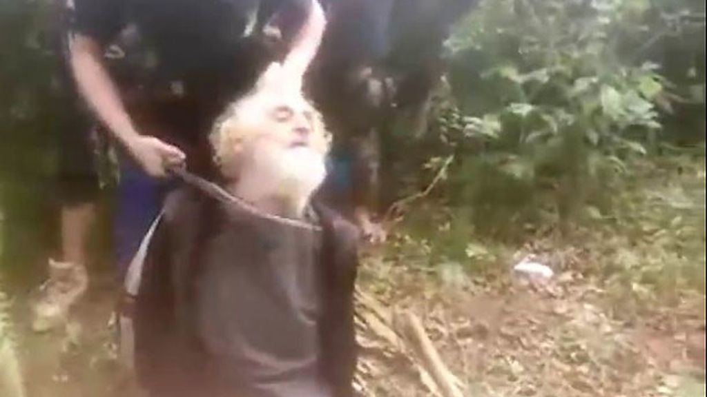 yihadismo Filipinas,Abú Sayyaf,terrorismo yihadista,secuestro rehén alemán,Jurgen Kantner
