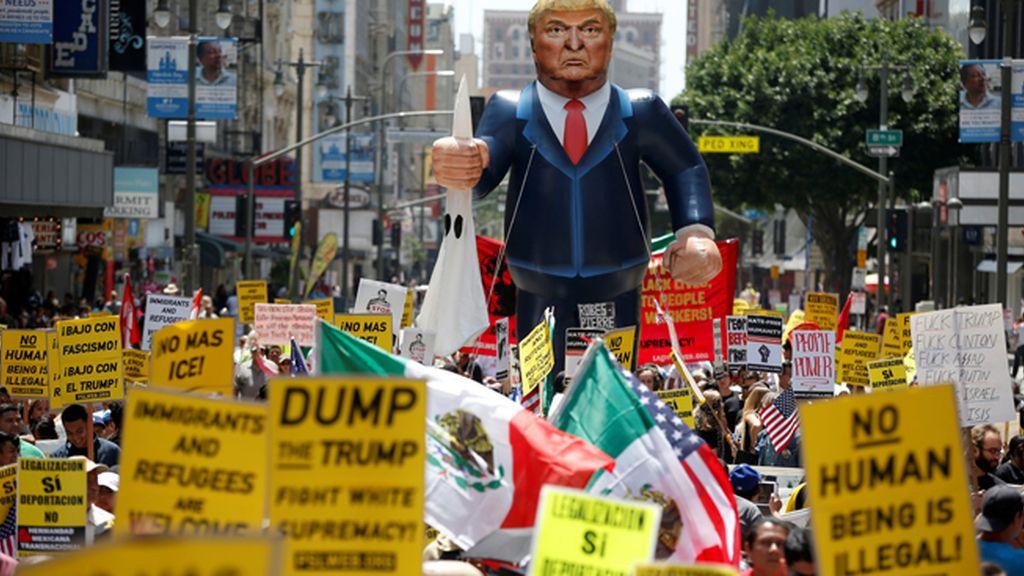Donald Trump acelera y expande las deportaciones masivas de inmigrantes