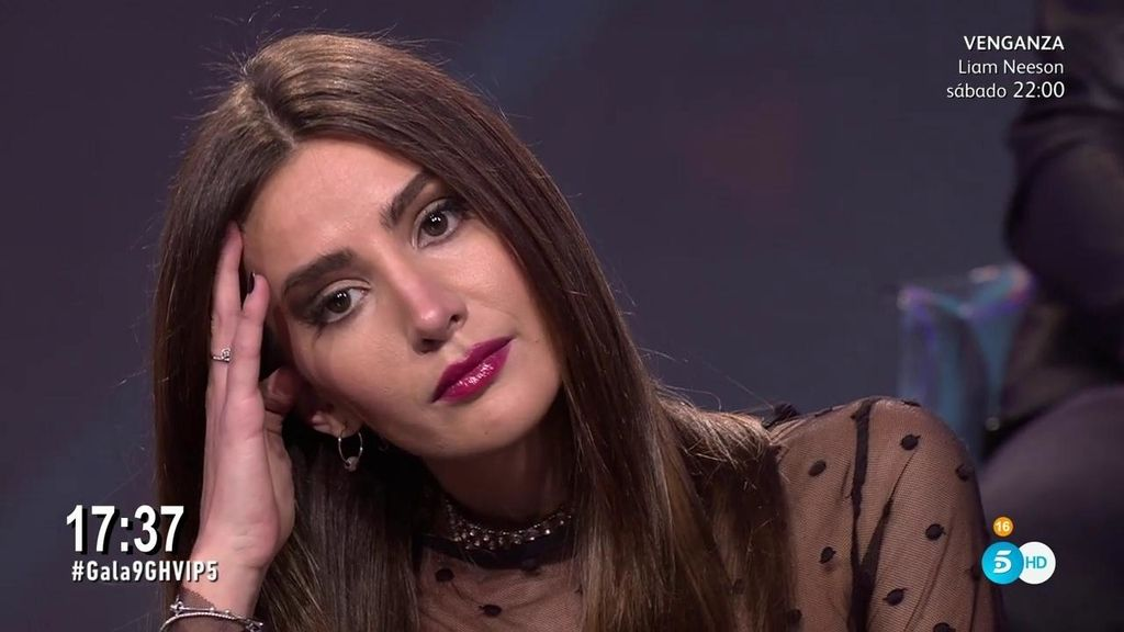 """Aylén, de su amor por Marco: """"No sé qué decirte. Cuando lastimas no hay vuelta atrás"""""""