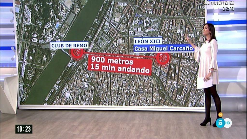 Las nueve zonas donde puede aparecer el cadáver de Marta del Castillo