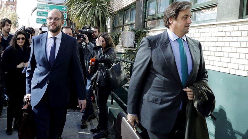 Negociaciación sobre la reforma de la estiba en España