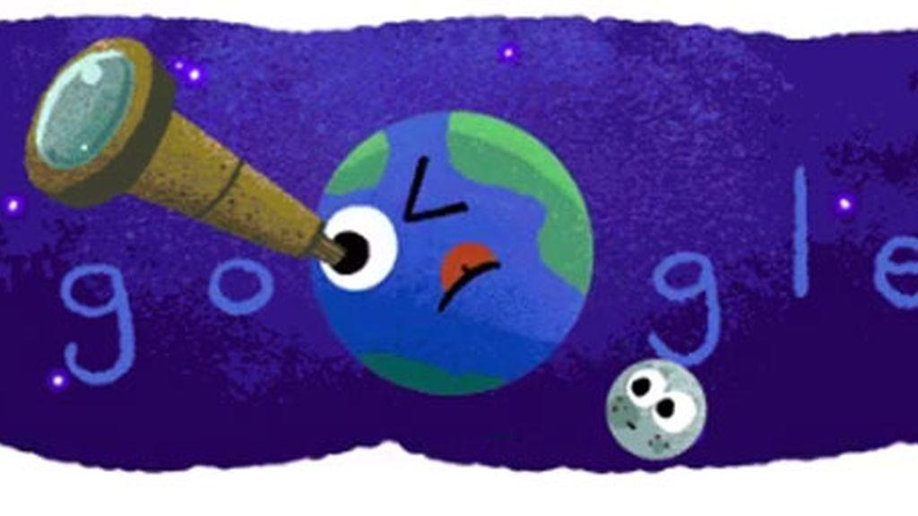 doodle Nasa, doodle exoplanetas