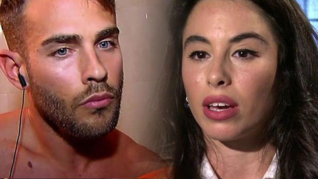"""Ian, sobre Macarena y Rafa Mora: """"No he querido meterme en la relación"""""""