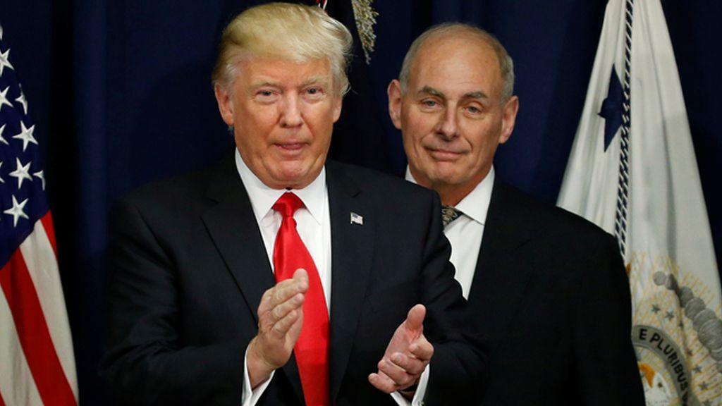 El Ejecutivo de Trump ordena comenzar la planificación del muro con México