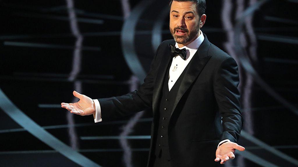 Jimmy Kimmel, conductor de la gala de los Óscar 2017