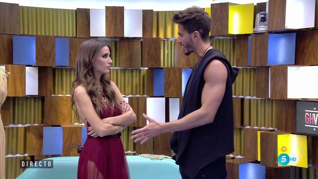 El reencuentro de Aylén y Marco, ¿el más frío de la historia de Gran Hermano VIP?