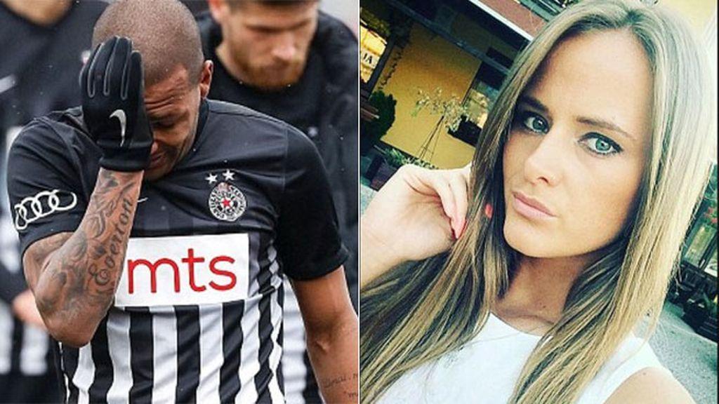 Everton Luiz,Partizan,Rad,Racismo, Violencia en el Futbol