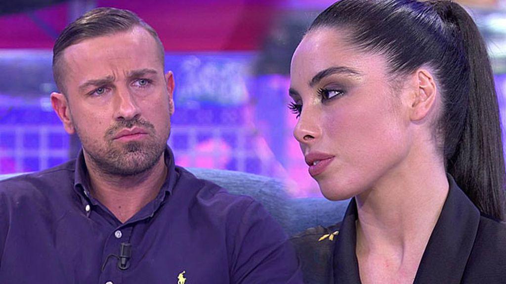 """Macarena confiesa: """"Le dije a mi ex que le quería estando ya con Rafa Mora"""""""
