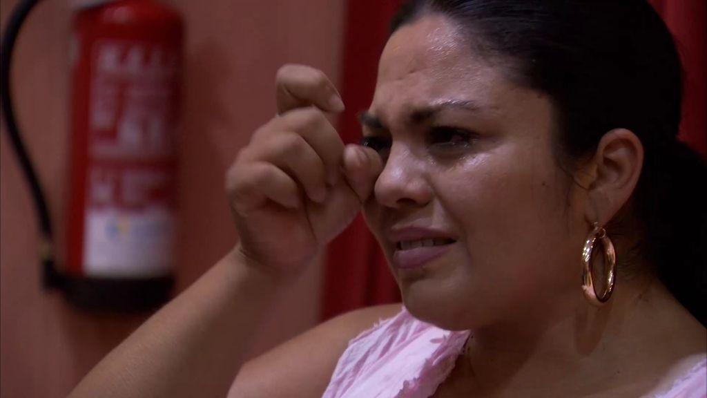 Saray se derrumba desbordada por la situación... ¡Jorge amenaza con irse de casa!