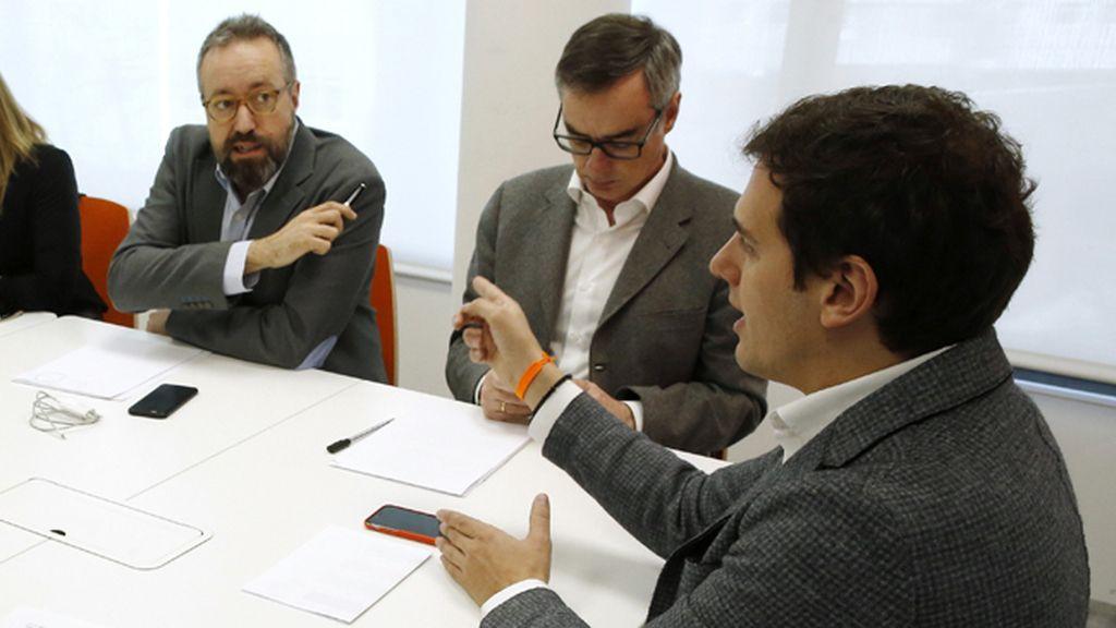 Ciudadanos, Juan Carlos Girauta