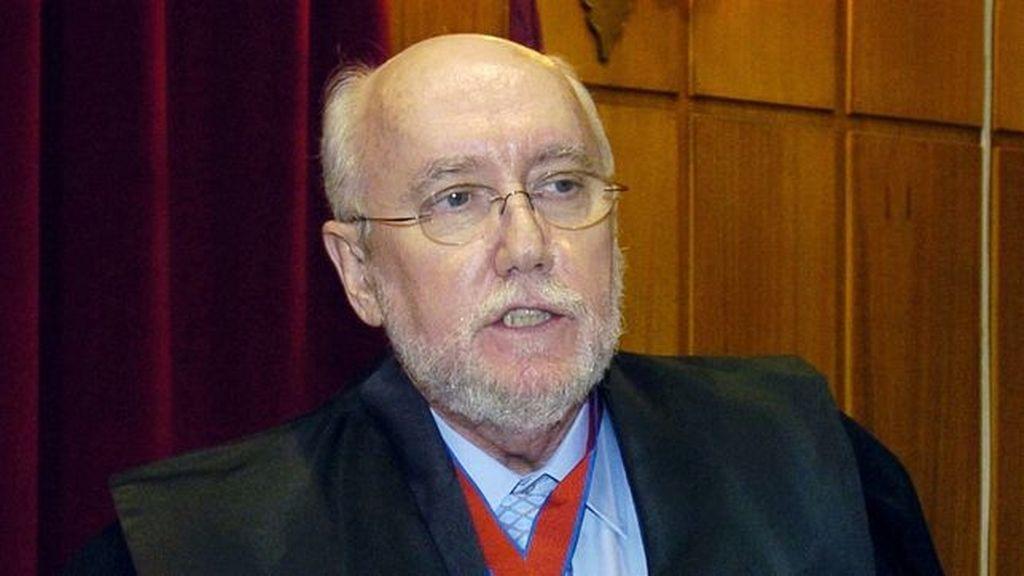 Manuel López Bernal, fiscal de Murcia