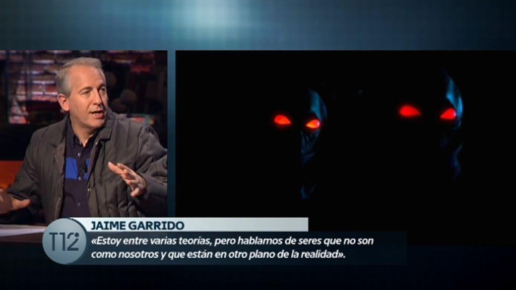 Jaime garrido hay varias especies de extraterrestres for Jaime garrido cuarto milenio