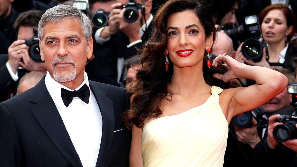 George Clooney de nuevo papá
