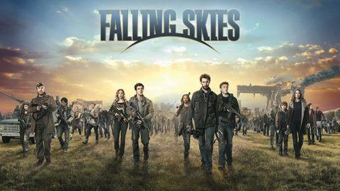 Todo sobre FALLING SKIES - Cuatro.com
