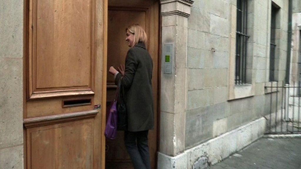 La infanta Cristina vuelve a Ginebra tras dos días en Barcelona