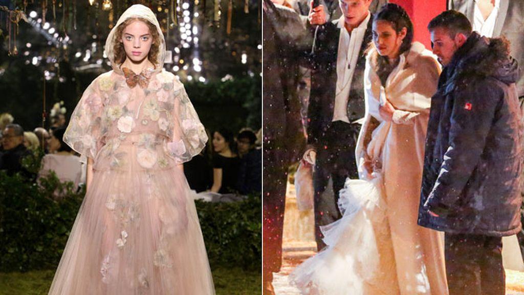 abrigos de novia