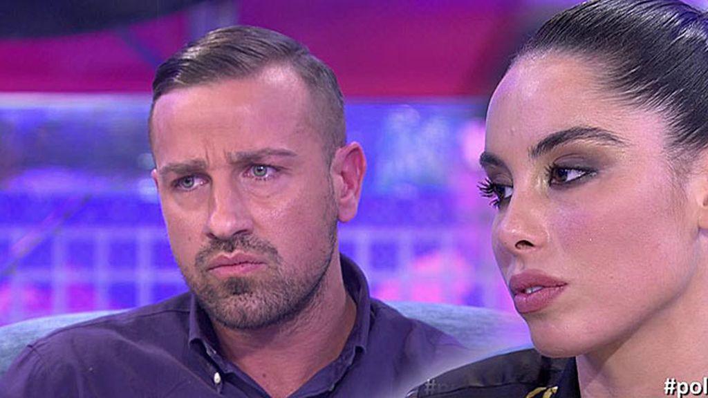 "Macarena: ""Le mandé a mi ex fotos de alto contenido erótico estando con Rafa"""