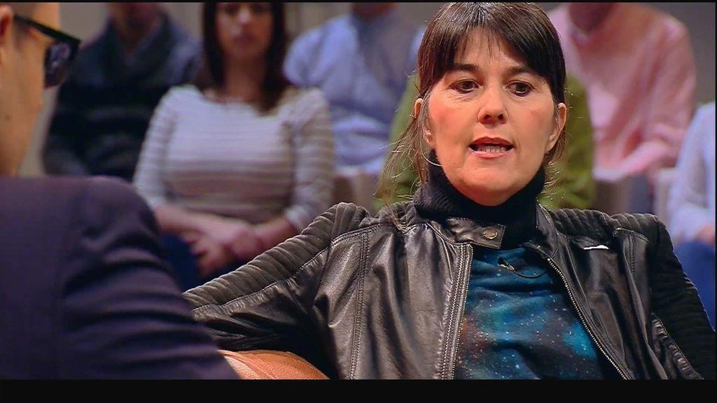 """María Belón, sobre Fukushima: """"Apagué la tele porque solo escuchaba gritos de dolor"""""""