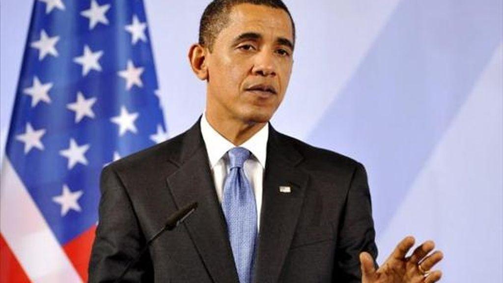 """Obama, en su opinión, tendrá que lidiar en Trinidad y Tobago con """"dos solicitudes"""": la readmisión de Cuba en la Organización de Estados Americanos (OEA) y la eliminación del embargo impuesto en 1962.  EFE/Archivo"""