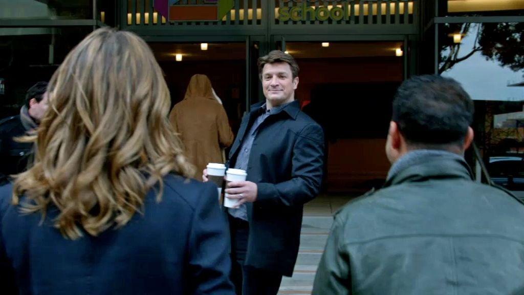 Castle toma ventaja a Beckett en su carrera para encontrar al culpable