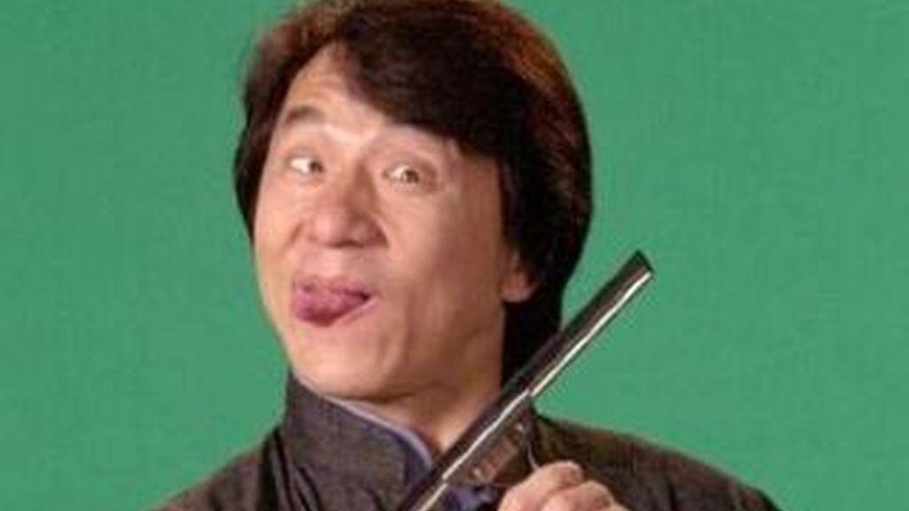 Jackie Chan dará el 1 de mayo próximo un concierto en el estadio Olímpico de Pekín. Foto archivo AP