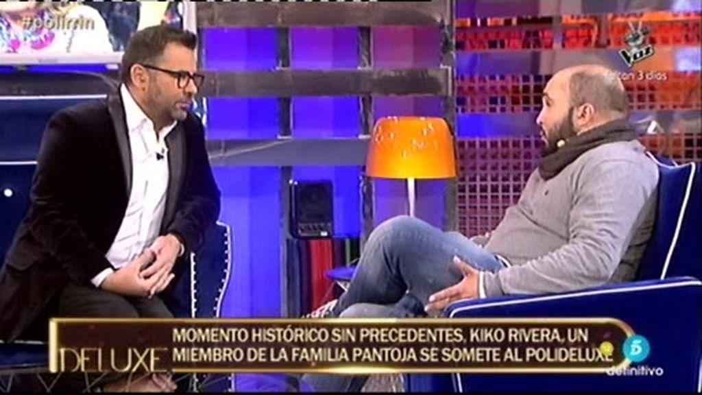 "Kiko Rivera: ""No le he dicho a mi madre que voy a someterme al polígrafo"""