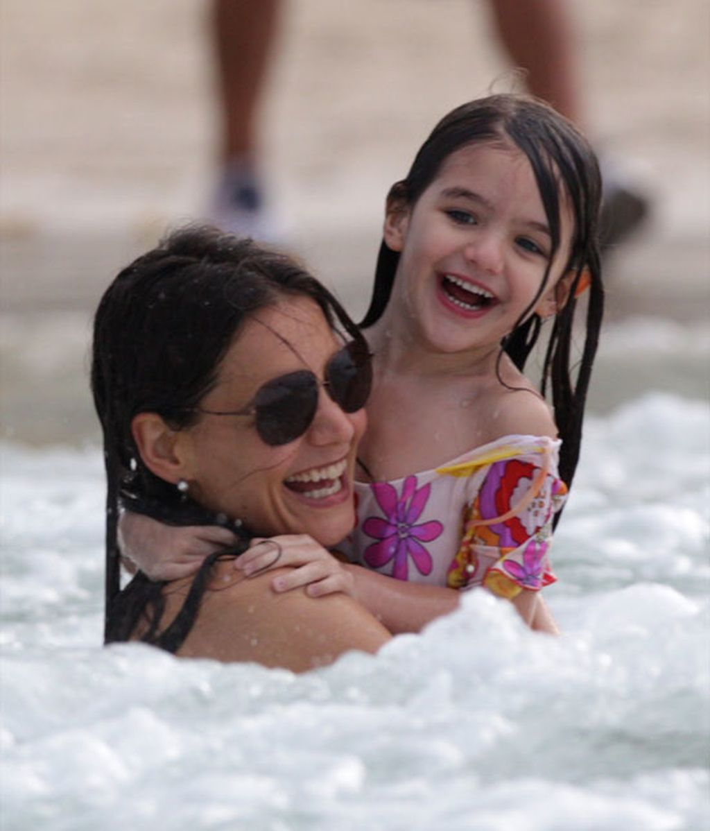 Aprende de los famosos cómo disfrutar de la playa