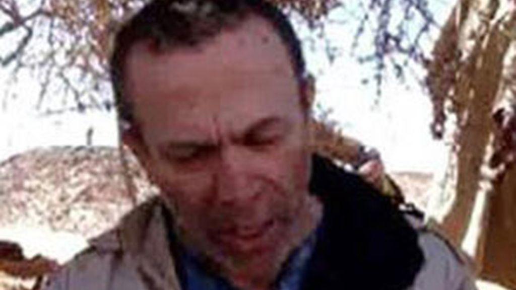 Edwen Dyer que había sido secuestrado en Níger el 22 de enero pasado. FOTO: Intel Center