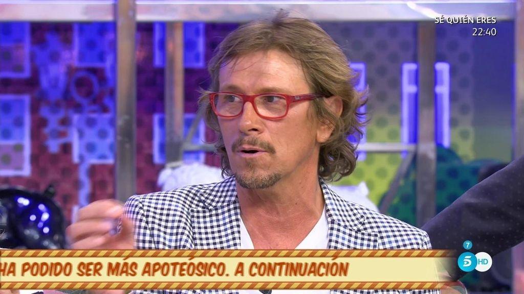 """Alejandro Abad, de Toño: """"Sabía que tenía que andar con cuidado con sus palabras"""""""