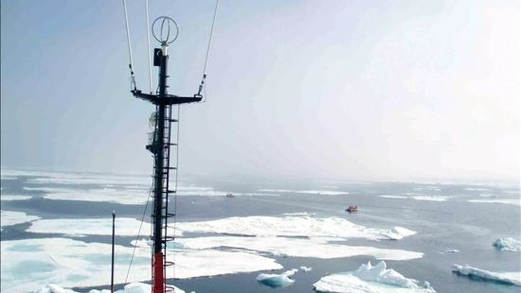 El estudio indica que las concentraciones elevadas de CO2 en el agua de los mares suponen una presión fisiológica sobre los animales marinos, que afecta su movimiento, su reproducción y hasta su forma de combatir las altas temperaturas. EFE/Archivo