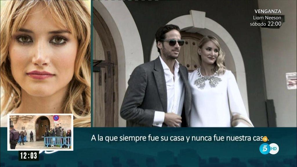 "Alba Carrillo: ""Empecé con Feliciano para darle celos a Fonsi Nieto"""