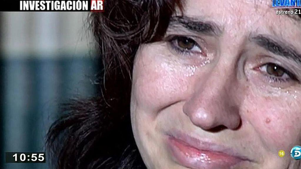 El marido de Monchi se suicidó al no poder hacer frente a la deuda con un usurero
