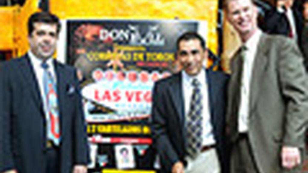 Espadas de tres nacionalidades en las corridas incruentas de Las Vegas