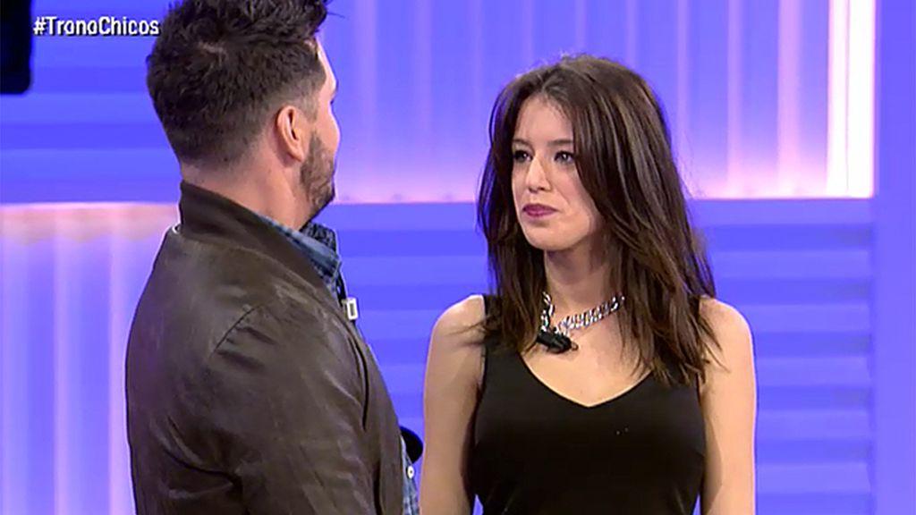 A Manu no le gusta Cristina