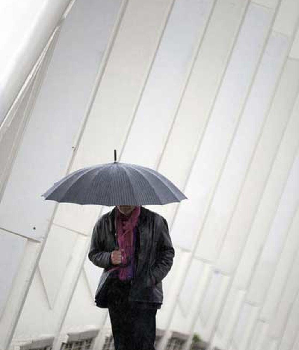 Las lluvias se resisten a abandonar el Levante peninsular. Foto: EFE