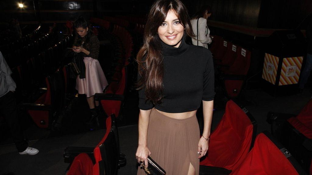 La actriz Aurora Carbonell