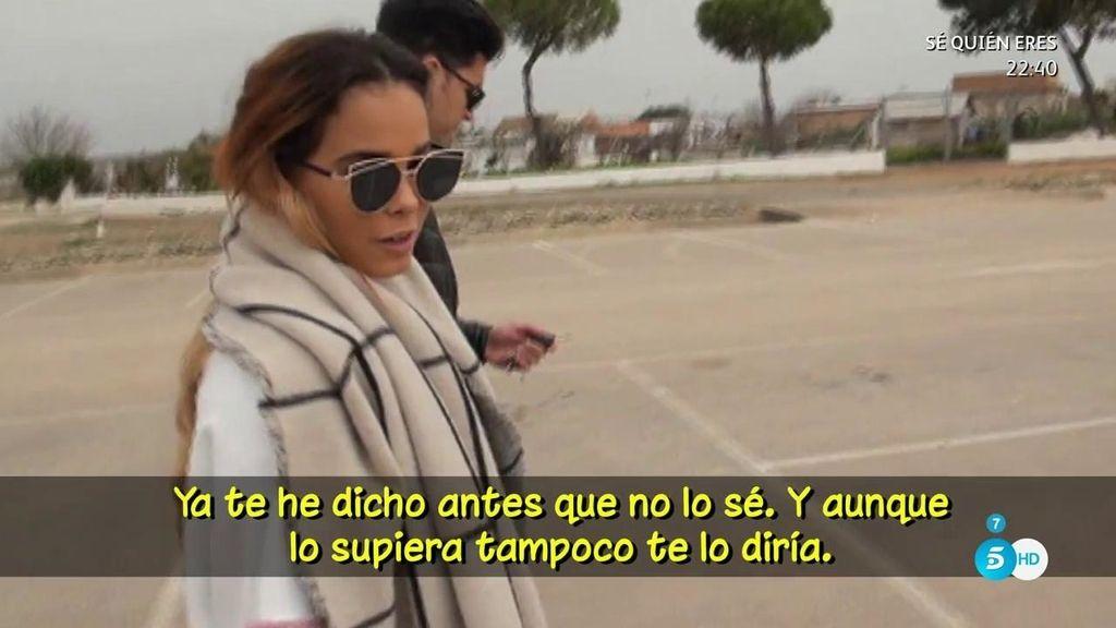 Gloria Camila, la única que ha visitado a su hermano en la cárcel