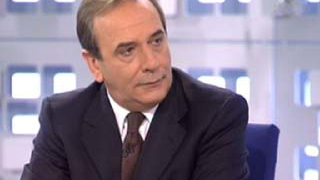 José Antonio Alosno, portavoz del PSOE en el Congreso de los Diputados, en La Mirada Crítica.