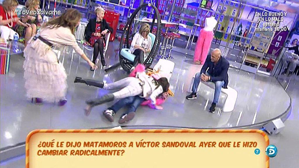 La caída de Kiko Hernández
