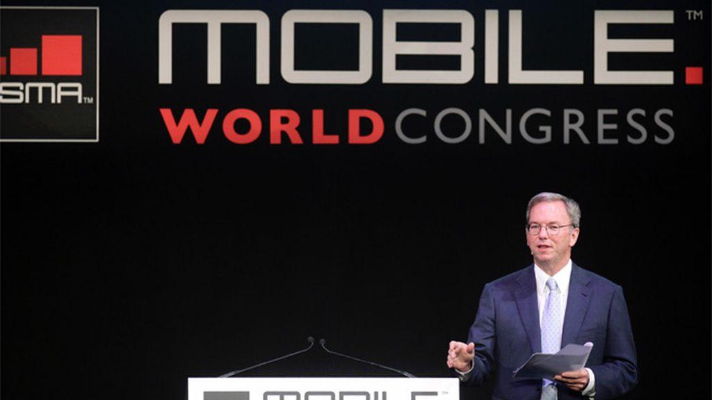 La feria mundial de telefonía móvil en Barcelona