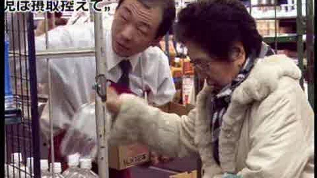 No beber agua del grifo en Japón