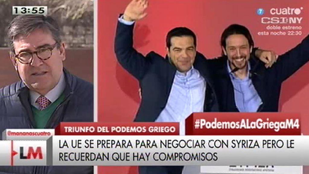 """Juan Torres: """"El fracaso de las políticas europeas debe llevar a la reconsideración"""""""