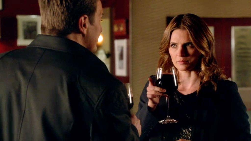 Momentazo 'Caskett': Castle y Beckett saben que el otro lo sabe...