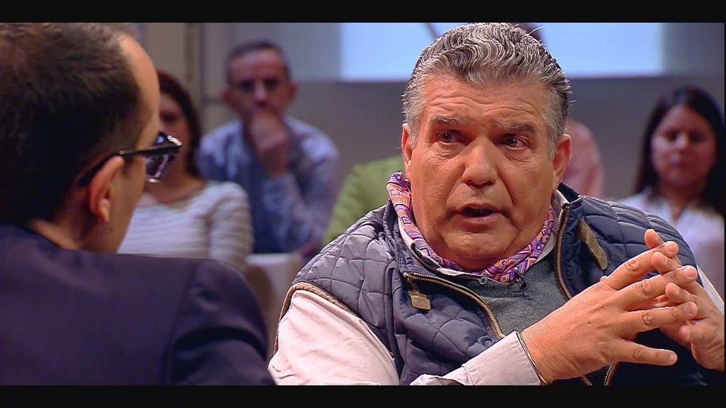 """Carlitos Páez: """"La carne humana la comíamos cruda y sabe a carne de vaca"""""""