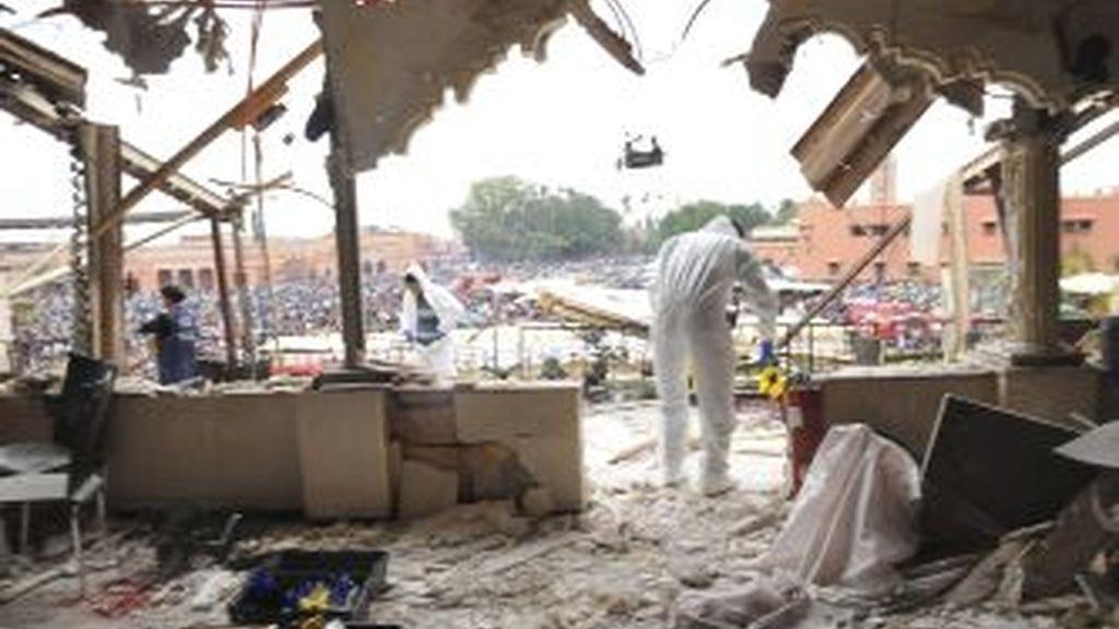 La cifra de fallecidos aumenta a 16. Foto: EFE.